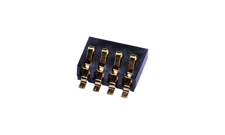 FBA25003  电池座 2.5mm 立贴