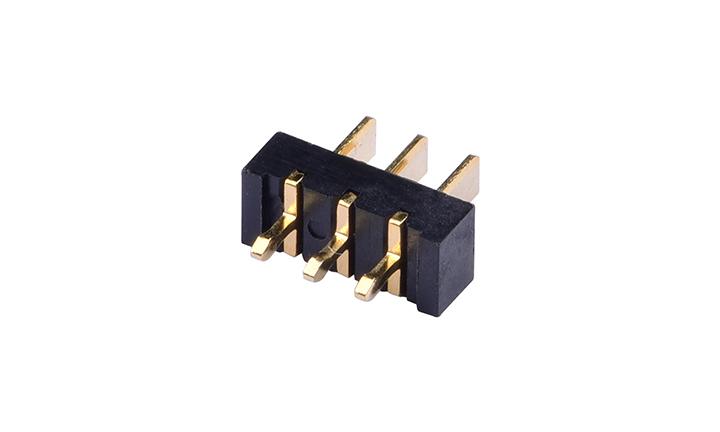FBA25012  电池座 2.5mm 180°插件