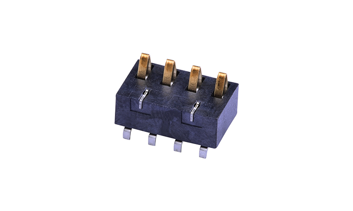 FBA25019  電池座 2.5mm 臥貼