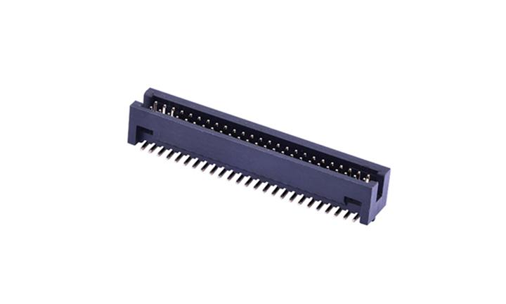 FBH12707 簡牛連接器 1.27mm 立貼 (9T)(有柱)