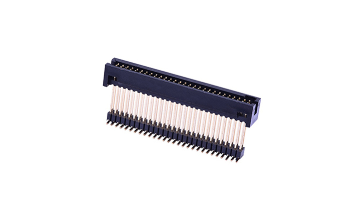 FBH12708 簡牛連接器 1.27mm 立貼 (9T)