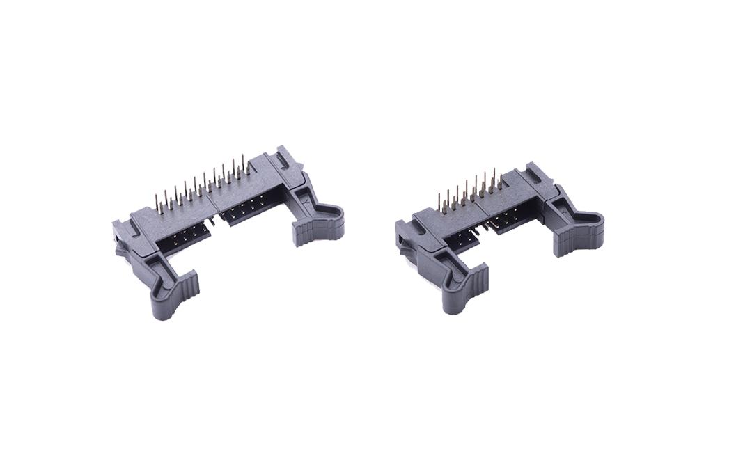 FBH20009 勾勾牛角 2mm 90°插件(9T)(长耳)