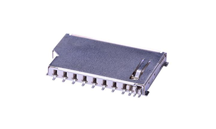FCD103 SD 卡  (H2.8mm)