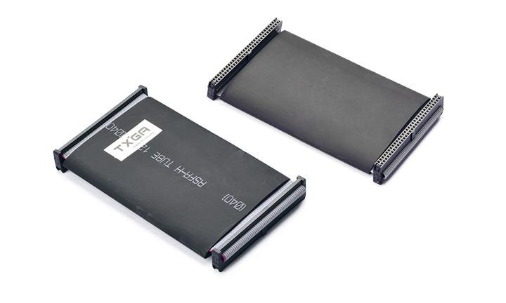 IDC连接线:IDC 2.0MM间距 60位 对 IDC 2.0MM 间距 60位  L=100MM