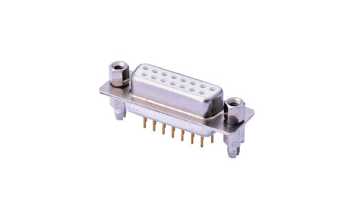 FDM1504 车针D-SUB 180°插件双排15位