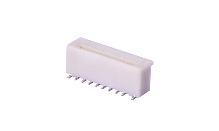FFC05007 FPC/FFC连接器 0.5mm 立贴