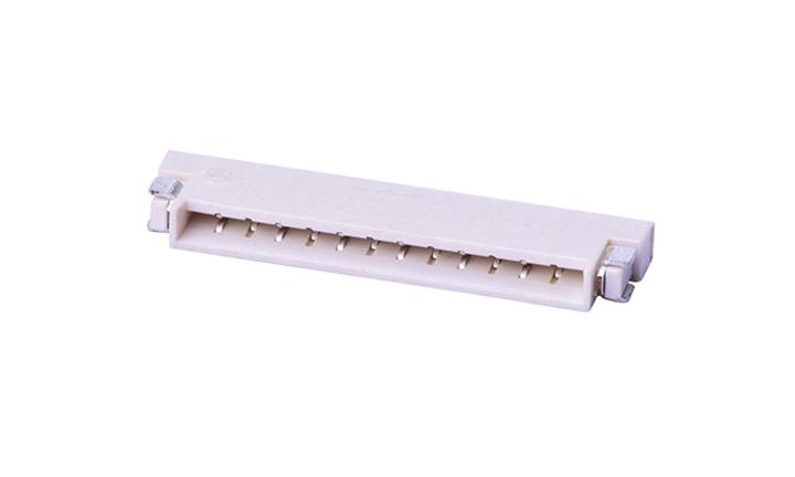 FFC10022 FPC/FFC連接器 1.0mm 臥貼雙觸點(H1.5)