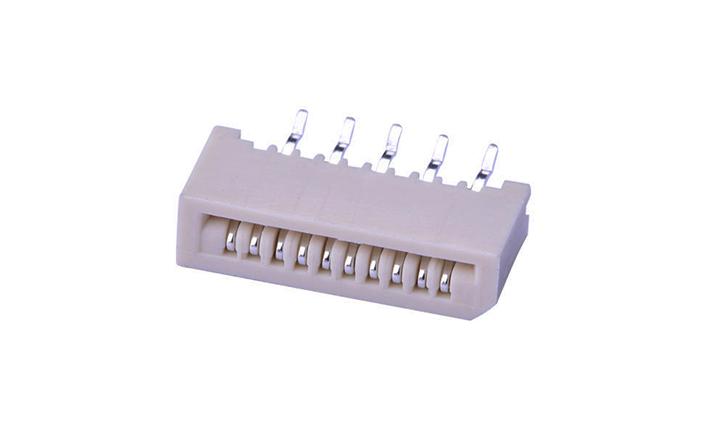 FFC10034 FPC/FFC連接器 1.0mm 插板式180°