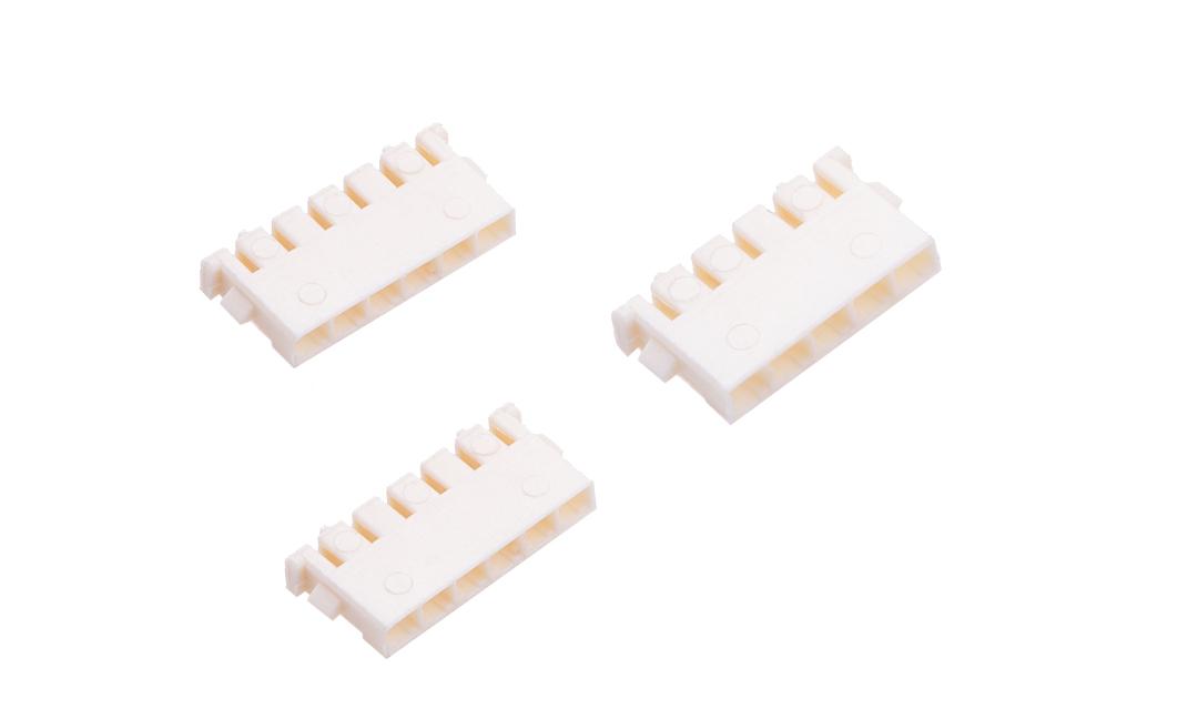 FHG12001 线端插头胶壳 1.2mm