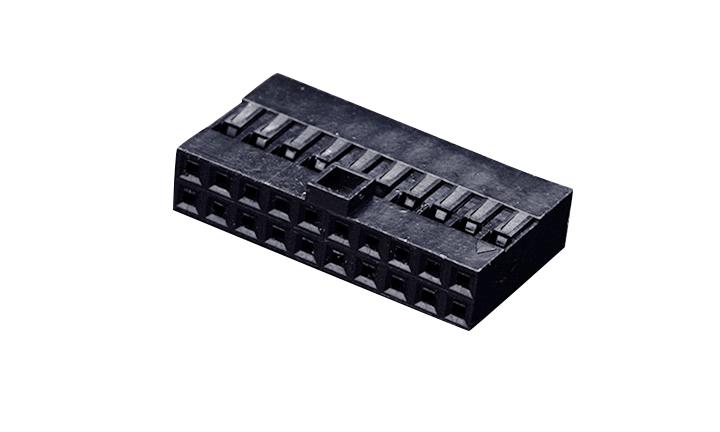 FHG25414 线端插头胶壳 2.54mm
