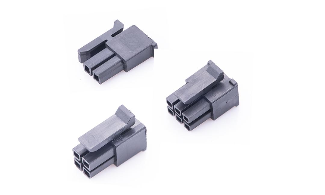 FHG30001 线端插头胶壳 3mm