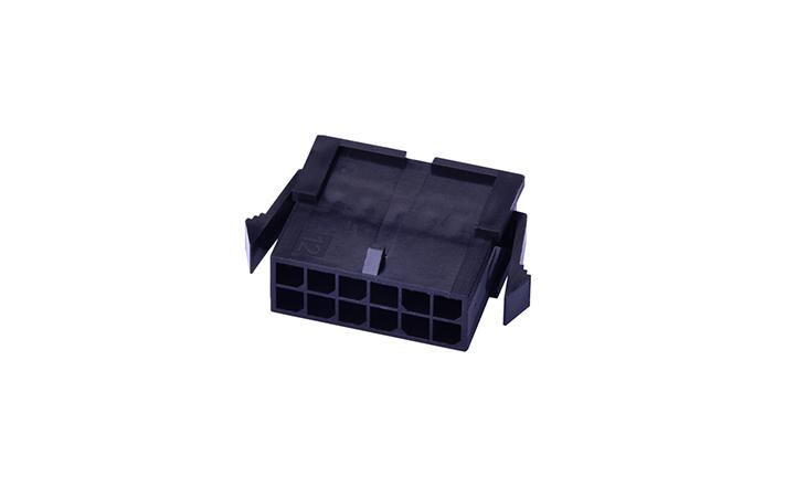 FHG30003 线端插头胶壳 3mm