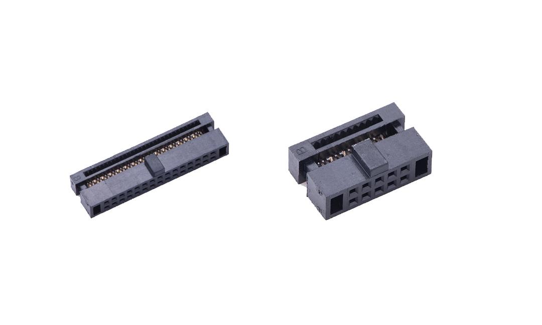 FID12701 IDC 1.27mm (二组件)(镀金)