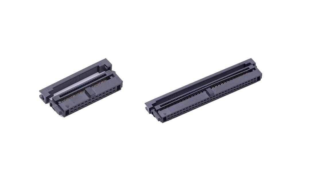 FID12704 IDC 1.27mm (三組件)(鍍金)