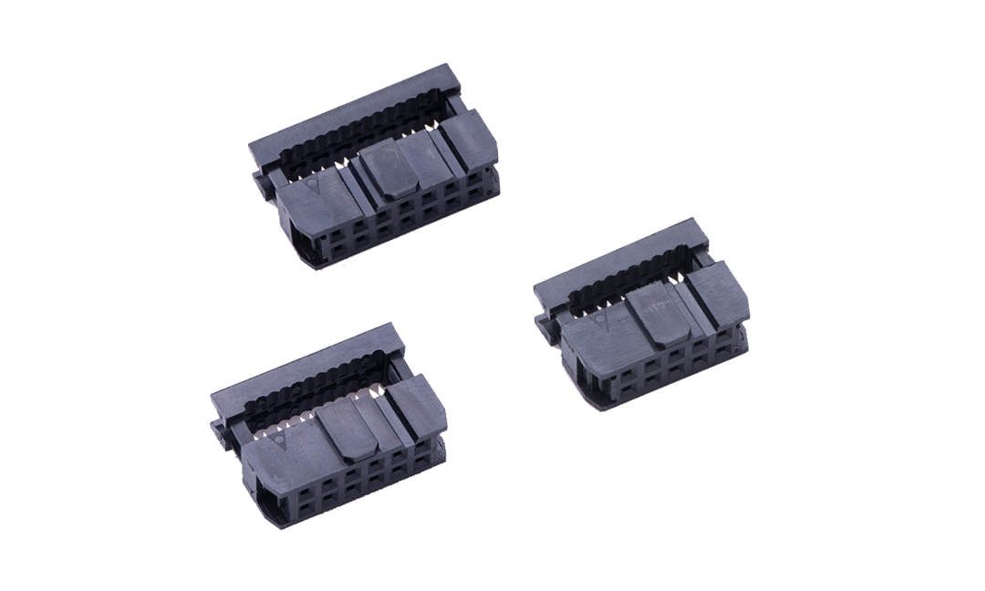 FID25405 IDC 2.54mm (二组件)(触点镀金)