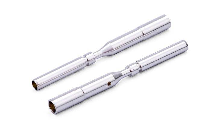 FMT110 冠簧端子 母端 镀银80μ''