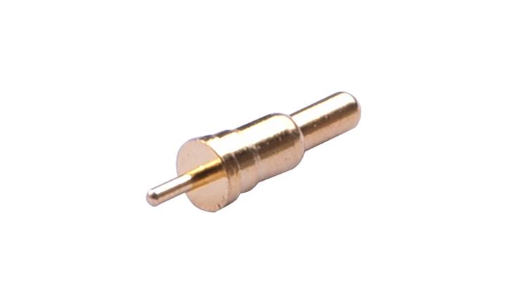 FPG00013  顶针式电池座 180°插件