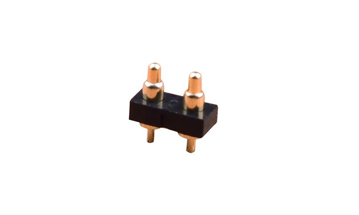 FPG30005  顶针式电池座 180°插件