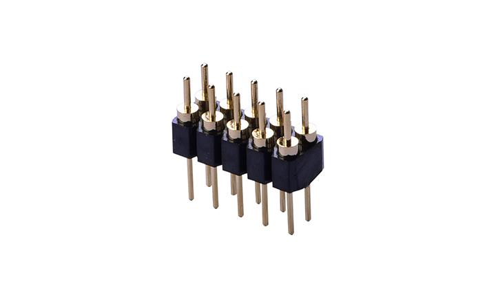 FSI25404  SIP插座 2.54mm 180°插件 公座
