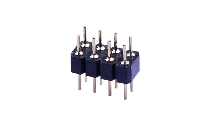 FSI25405  SIP插座 2.54mm 180°插件 公座