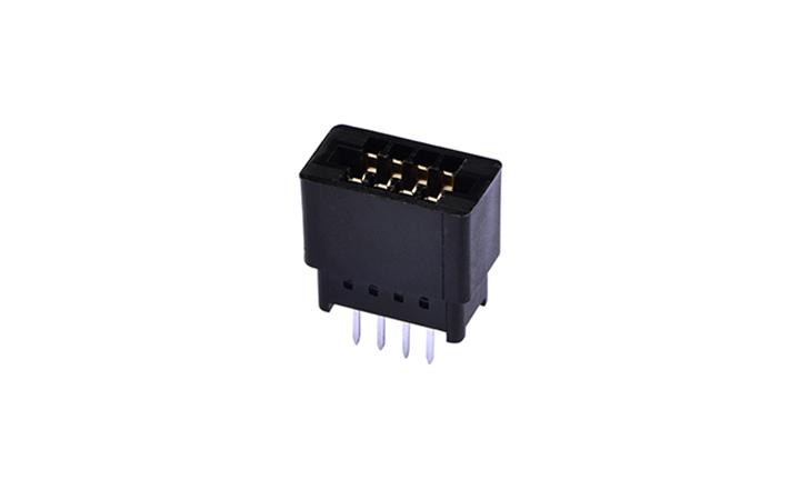 FSL25401  金手指插槽 2.54mm 180°插件
