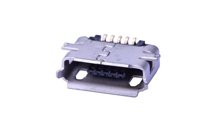 FUS405 Micro USB AB 型 母座 5触点 SMT