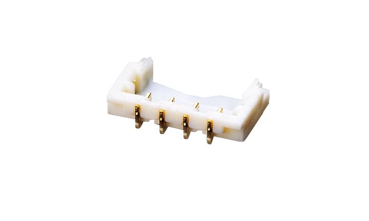 FWF12001 板装插座 1.20mm  卧贴