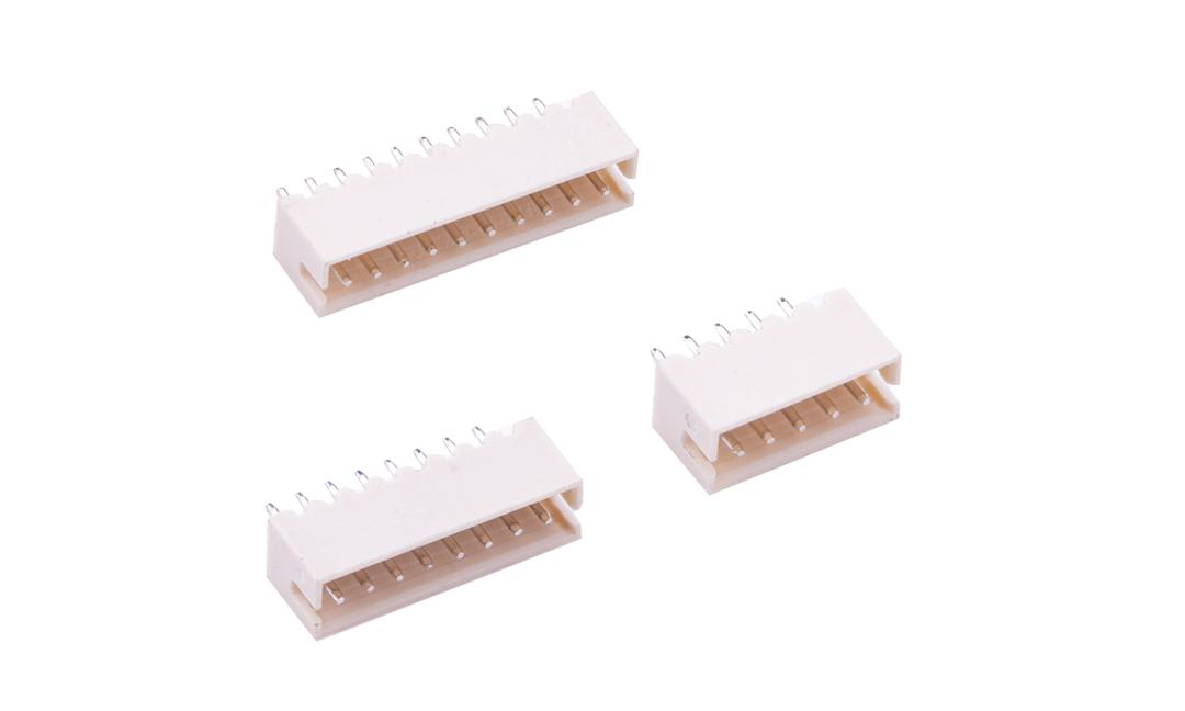 FWF15001 板装插座 1.5mm 180°插件(46)