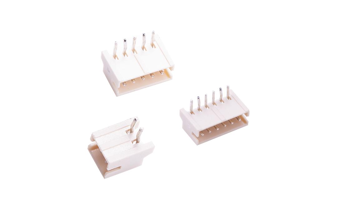 FWF15003 板装插座 1.5mm 90°插件(46)