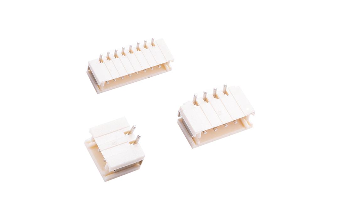 FWF15005 板装插座 1.5mm  立贴 (9T)