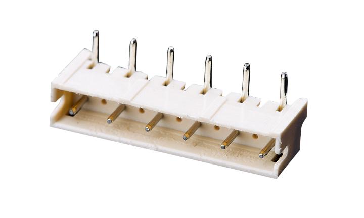 FWF15007 板装插座 1.5mm 90°插件 11位 (空2,4,6,8,10位) (46)