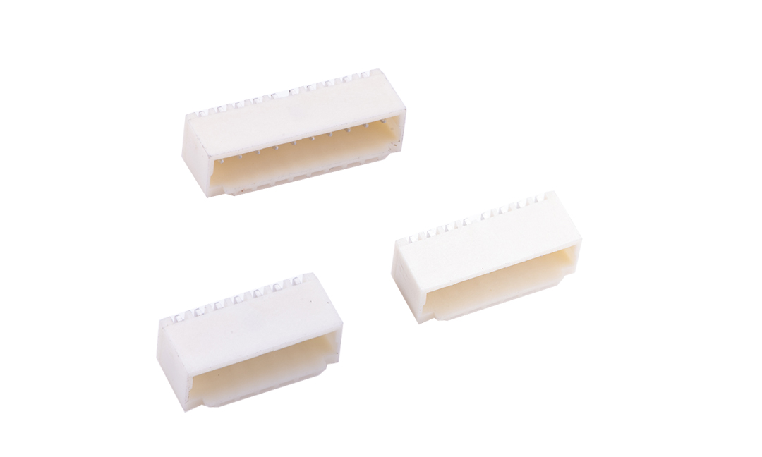 FWF15008 板装插座 1.5mm  卧贴 (6T)