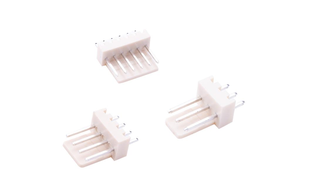 FWF25401 板装插座 2.54mm 180°插件