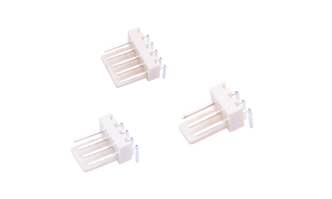 FWF25402 板装插座 2.54mm 90°插件