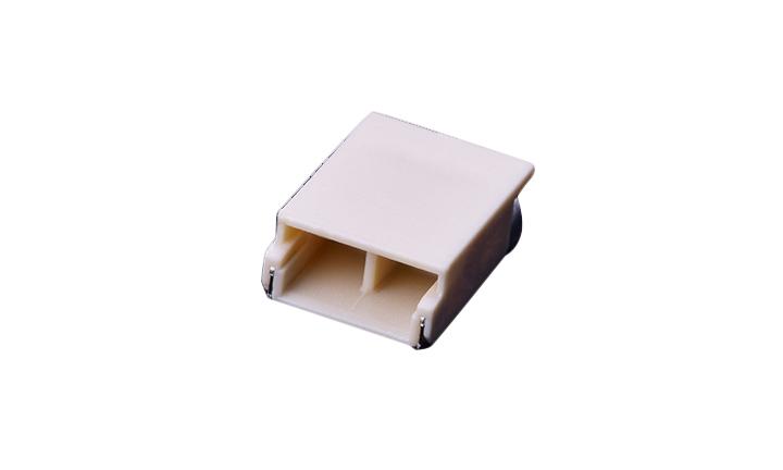FWF35002 板装插座 3.5mm 卧贴 (高压插座)(6T)