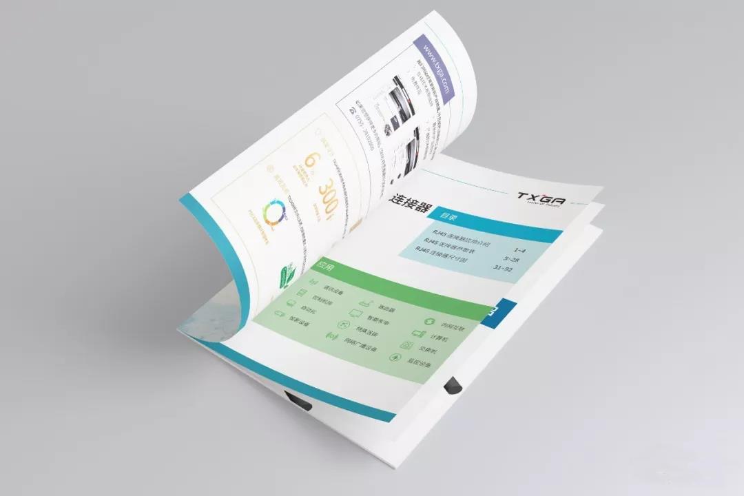 TXGA RJ45连接器料号已进行全面升级,同时电子目录书全新改版。为了更方便选型,RJ45目录书包含了产品图片、参数及规格图纸,能够更直观地了解产品各型号之间的区别。