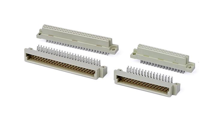 DIN41612 Eurocard Sockets