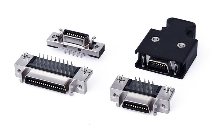 SCSI Connectors